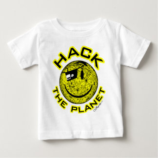 Hack the Planet Infant T-shirt