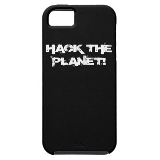 Hack the Planet Iphone 5 case 3