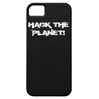 Hack the Planet iPhone case 2 iPhone 5 Cases