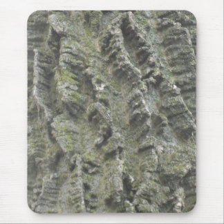Hackberry bark mouse pad