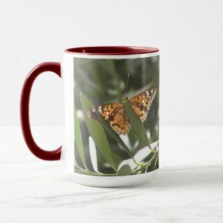 Hackberry Emperor Butterfly Mug