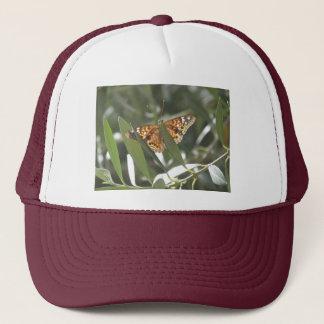 Hackberry Emperor Butterfly Trucker Hat