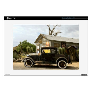 Hackberry General Store Route 66 Laptop Decals