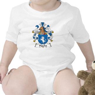 Hacke Family Crest Tshirt