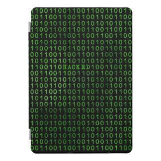 HACKED Binary Code iPad Pro Cover