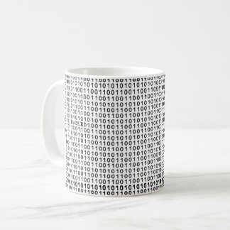 HACKED Computer Code Coffee Mug