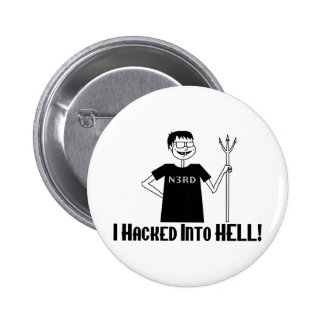 Hacked Into Hell Button