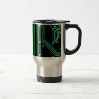 hacked travel mug
