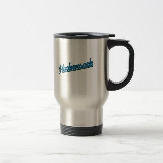 Hackensack en ciánico tazas de café
