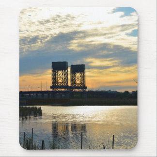 Hackensack River Gateway Mousepad