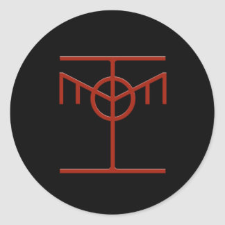 Hacker Ethic Icon Stickers