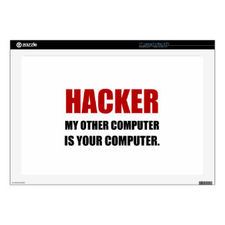 Hacker Other Your Computer Laptop Decals