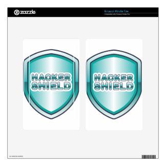 Hacker Shield Skins For Kindle Fire