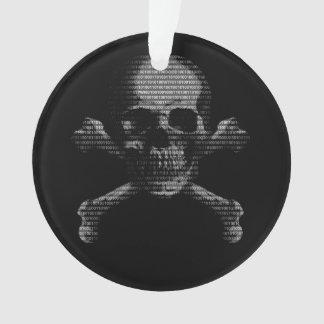 Hacker Skull and Crossbones