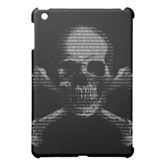 Hacker Skull and Crossbones Case For The iPad Mini