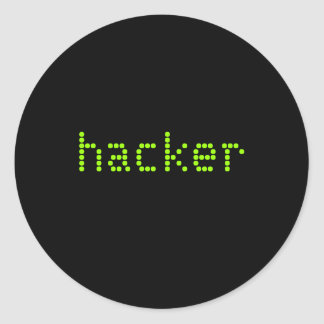 Hacker Stickers Pack of 20