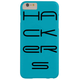 Hackers Barely There iPhone 6 Plus Case
