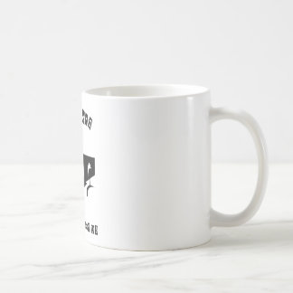 HACKERS R watching U! Coffee Mug