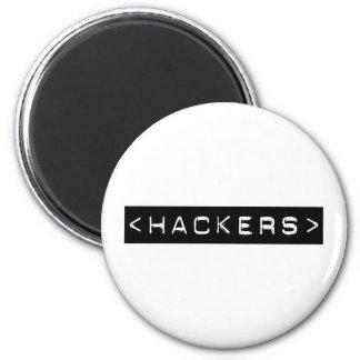 Hackers Zerocool Fridge Magnet