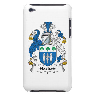 Hackett Family Crest Barely There iPod Case