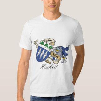Hackett Family Crest Shirts
