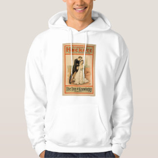 Hackett, 'The Tree of Knowledge' Retro Theater Hooded Pullovers