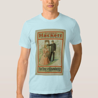 Hackett, 'The Tree of Knowledge' Vintage Theater T-shirt