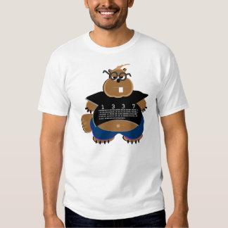 Hackey el castor camisas