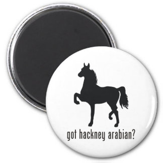 Hackney Arabian Magnet