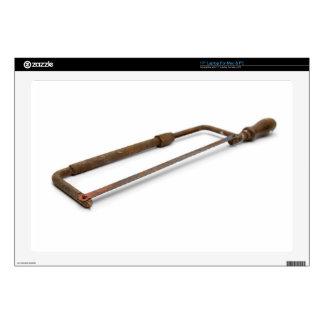 "Hacksaw 17"" Laptop Decals"
