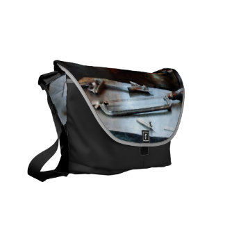 Hacksaw Courier Bags