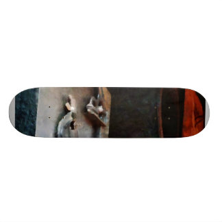 Hacksaw Skateboard Decks