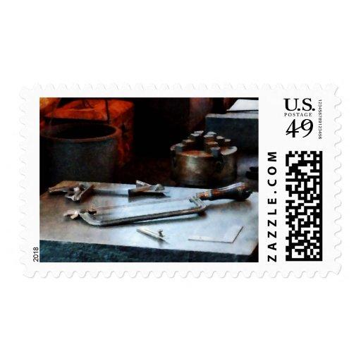 Hacksaw Stamps