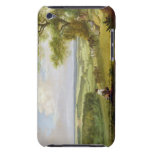 Hackwood Park, Hampshire (oil on canvas) iPod Touch Cover