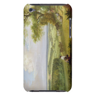 Hackwood Park, Hampshire (oil on canvas) iPod Touch Case