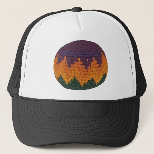 Hacky Sack Hackey Sepa Bag Foot Game Trucker Hat
