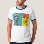 hacky sack in the sun. T-Shirt