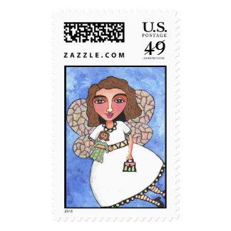 Hada #2 - sello de la primavera