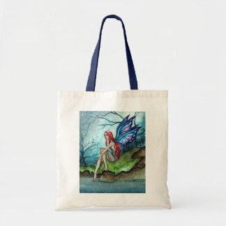 Hada azul bolsas de mano