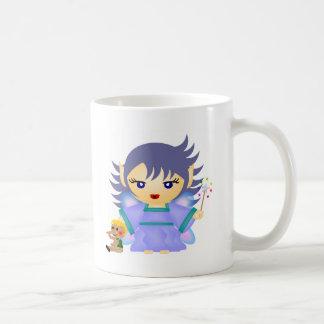 Hada azul taza clásica