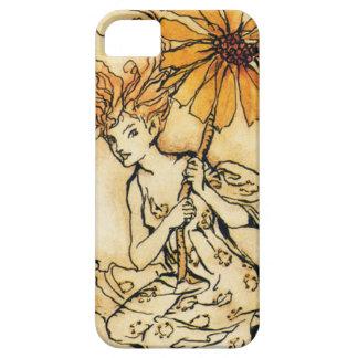 Hada con la flor iPhone 5 Case-Mate coberturas
