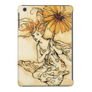 Hada con la flor fundas de iPad mini
