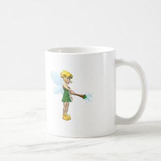 Hada con la vara taza de café