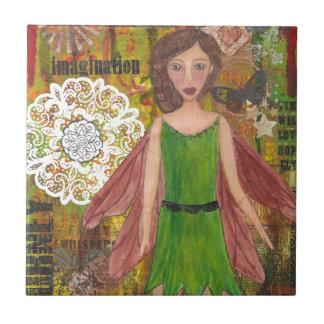 Hada cropped.jpg de Brown de la nuez Azulejos Cerámicos