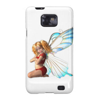 Hada de Adora Samsung Galaxy SII Carcasas