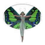 Hada de Flutterby Figura Para Tarta