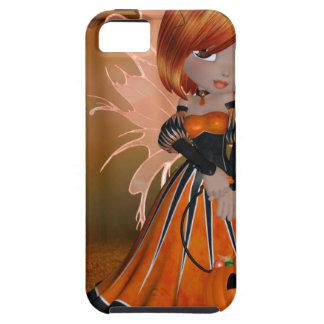 Hada de la calabaza de Halloween iPhone 5 Cárcasa