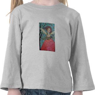 Hada de la cereza camisetas
