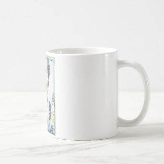 Hada de la lavanda taza
