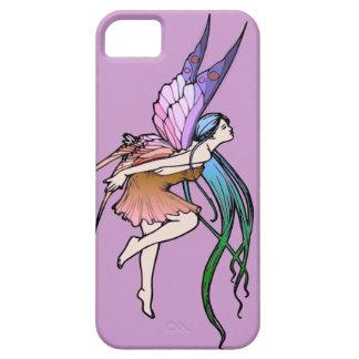Hada de la mariposa iPhone 5 carcasas